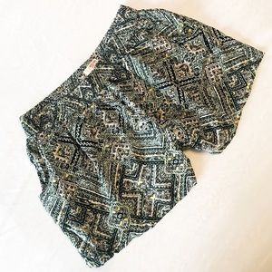 Mossimo Geometric Print Shorts